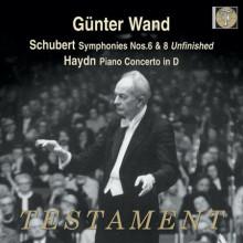 G.Wand dirige Schubert e Haydn