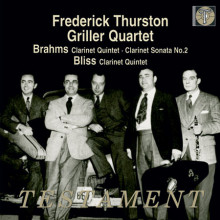 F.thurston Interpreta Brahms E Bliss