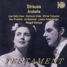 Kempe dirige Arabella di Strauss (2x1)