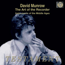 MUNROW: The Art of the Recorder