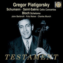 Piatigorsky interpreta Schumann