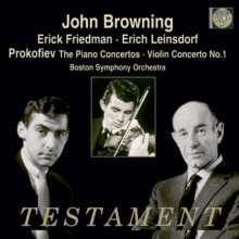 Browning/Friedman interpretano Prokofiev