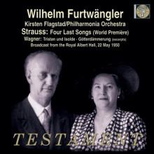 STRAUSS/WAGNER: Opere vocali