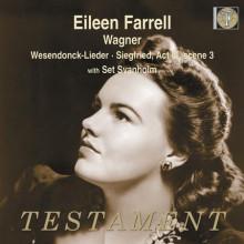 WAGNER: Lieder - Siegfried - Atto III