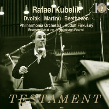 Kubelik dirige Dvorak - Martinu - Beethoven