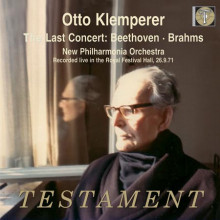KLEMPERER'S LAST CONCERT - Beethoven......