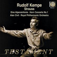Kempe dirige Strauss 'Ein Alpensinfonie'
