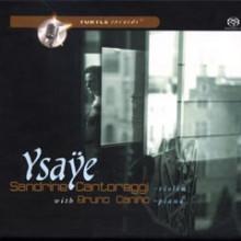 YSAYE: Musica per violino