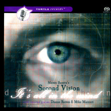 MARNIX BUSSTRA'S: Second Vision (sacd)