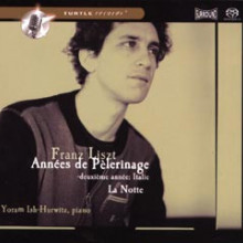 LISZT: Annèes de Pelérinage (Italia)