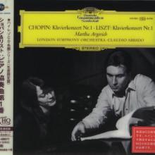 CHOPIN & LISZT: Concerti per piano