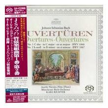 Bach: Overtures Nn. 1 & 2