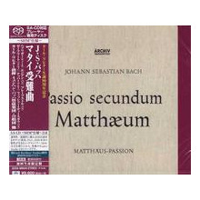 BACH: Passione secondo Matteo BWV244