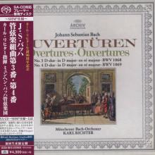 Bach: Overtures Nn. 3 & 4