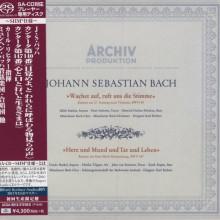 BACH: Cantate BWV140 & 147