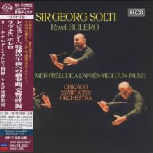Debussy: La Mer: Ravel: Bolero