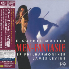CARMEN - FANTASIE - Anne - Sophie Mutter