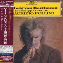 BEETHOVEN: Sonate per piano N.30 - 31 & 32