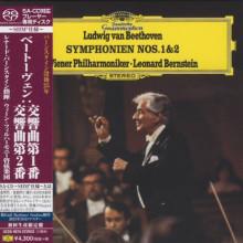 Beethoven: Sinfonie Nn.1 & 2
