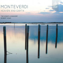 MONTEVERDI: Heaven and Earth