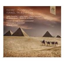 HANDEL: Israel in Agypten - vers. 1833