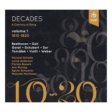 AA.VV.:Decades - A Century of Songs - Vol.1