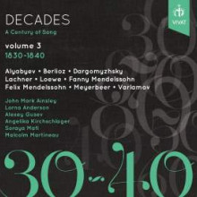 AA.VV.:Decades - A Century of Songs - Vol.3