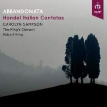 HANDEL: Abbandonata - cantate italiane
