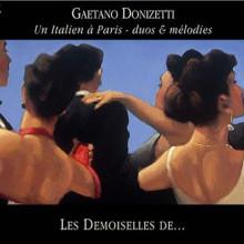 DONIZETTI: Un Italien a Paris - melodie