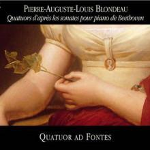 BLONDEAU: Quatours apre le sonates......