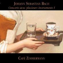 Bach:concerts Pour Plusieurs Instruments