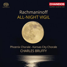 RACHMANINOV: All - Night Vigil - Op.37
