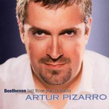BEETHOVEN: Tre Sonate per piano (sacd)