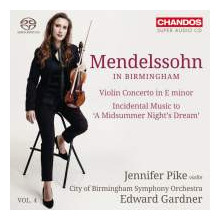 Mendelssohn In Birminghan - Vol.4