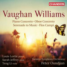 VAUGHAN WILLIAMS: Serenade to Music.....