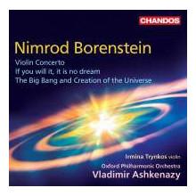 BORENSTEIN: Concerto per violino