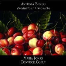 BEMBO ANTONIA: Produzioni Armoniche