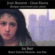 MASSENET - FRANCK: Musica concertante x pf