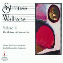 STRAUSS: I valzer(Vol.2) J.Horenstein
