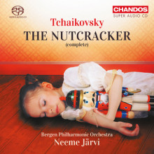 CIAIKOVSKY: The Nutcracker
