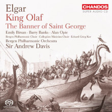 Elgar:king Olaf - The Banner Of St George