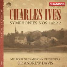 Ives Charles: Sinfonie Nn.1 & 2