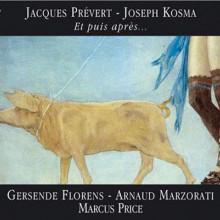 Kosma - Prevert: Et Puis Après......musica Per Voce E Piano