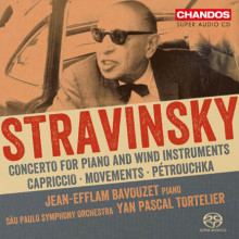 Stravinsky: Musica Orchestrale