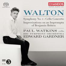 Walton: Cello Concerto - Sinfonia N.2