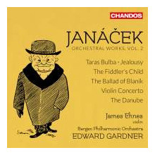 Janacek: Orchestral Works - Vol.2