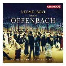 OFFENBACH: Opere orchestrali