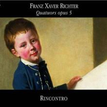 RICHERT FRANZ XAVER: Quartetti Op.5
