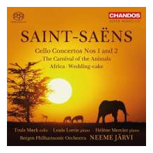 SAINT - SAENS: Cello Concertos NN. 1 & 2