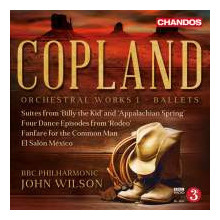 COPLAND: Orchestral Works - Vol.1 Ballets